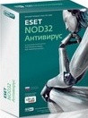 ESET NOD32 Антивирус + Vocabulary 1 год, 3 ПК <BOX>