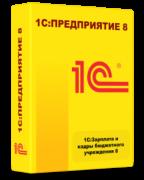 1С:Зарплата и кадры бюджетного учреждения 8